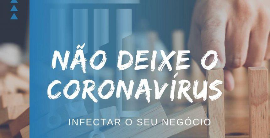 coronavirus e negocio